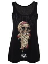 Metallica Strings Women's Black Vest