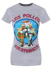 Breaking Bad Los Pollos Women's Grey T-shirt