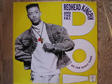 LP - REDHEAD KINGPIN AND THE F.B.I. - DO THE RIGHT THING