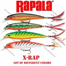 Albino Shiner AS Rapala Wobbler X-Rap 10cm XR10