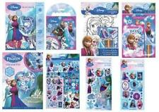 DISNEY FROZEN ANNA,ELSA & OLAF Activity & Para colorear Packs,Adhesivos,