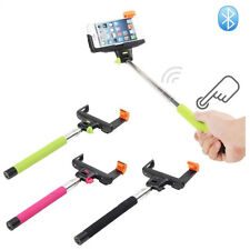 Wireless Bluetooth Monopod Selfie Stick Tripod for iPhone 4 5 6 Samsung Android