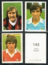 "FKS ""Soccer 82"" (1981-1982) #1 to #300 Football Stickers (NORWAY EDITION)"