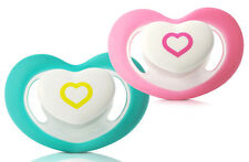 ANATOMICAL SOOTHER BabyOno Soother Pacifier Dummy Silicone Natural Shape 1214