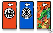 DRAGONBALL DRAGON BALL Z DBZ SONY XPERIA C3 C4 Z5 T2 M5 Z5 MINI CARCASA FUNDA 5