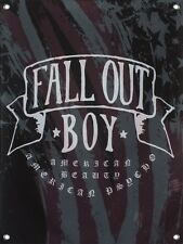 Fall Out Boy American Beauty FOB Printed Textile Flag 75x100cm