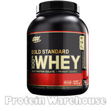 Optimum Nutrition Whey 5lb 2.2 kg Gold Standard 100% On Whey Protein