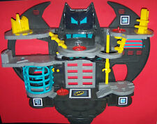 Fisher-Price Imaginext Batman Batcave Playset Super Friends DC Comics