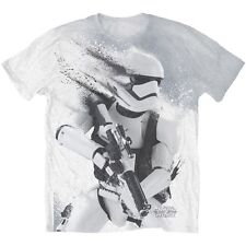 Star Wars Ep VII The Force Awakens Official Printed T-shirt - Stormtrooper Subli