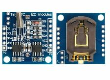 DS1307 RTC Modul Real Time Clock Modul I2C AT24C32 EEPROM Board Arduino AVR 39