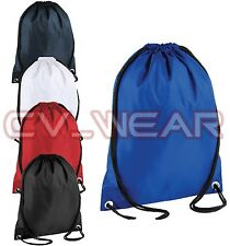 PE BAG SCHOOL BACKPACK BOOK SHOULDER P.E GYMSAC SWIM BOYS GIRLS DANCE UK SELLER
