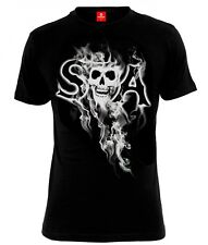 Sons of Anarchy SOA Smokey Reaper Male T-Shirt black
