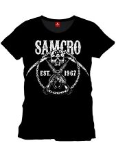 Sons of Anarchy Chain Gang T-Shirt black