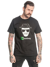 Breaking Bad BB Heisenberg Pic T-Shirt black