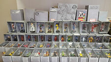 MARVEL CLASSIC FIGURINE COLLECTION CHOOSE YOUR FIGURINE BOXED EAGLEMOSS P4