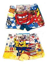 2 x Cartoon Boys Children Boxer Briefs Underwear 5-12 Years