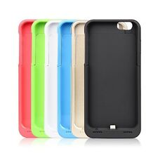 """3500mAh External battery backup power case for iphone 6 4.7"""""""