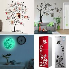 m2 ADESIVI MURALI WALL STICKERS MURO DECAL PORTAFOTO PHOTO FRAME ALBERO RICORDI