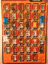 Star Wars Abatons The Force Awakens Panini Choose Your Own Figure New