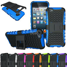 Armor Kickstand Shockproof Case Cover Skin For Apple iPod Touch 6 5 Gen 5 6TH