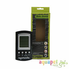 Komodo Combined Digital Thermometer & Hygrometer