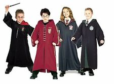 Licensed HARRY POTTER Hermione Quidditch Slytherin Fancy Dress Costume Age 3-12