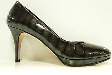 BNIB HB ESPANA AMBER 2 KORAL SINCRO LAK G865 RRP £100 Patent Leather UK SIZE 7.5