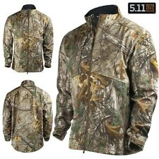 5.11 Tactical Sierra Softshell Conceal Carry Hunting Jacket Realtree Camo - NEW!