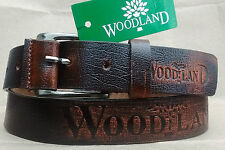 REAL 100% GENUINE LEATHER  BROWN BELT FOR MEN'S OFFICIAL & FORMAL WEAR