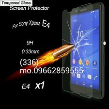 PREMIUM tempered Glass Screen Guard/Scratch Protector FOR SONY XPERIA E4 [336]