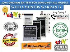 100% ORIGINAL & NEW BATTERY FOR SAMSUNG ALL MODELS (GALAXY S / A / NOTE SERIES)