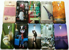 DESIGNER PRINTED HARD NIGHT GLOW BACK CASE COVER FOR MICROMAX EXPRESS 2 E313