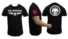 "CAMISETA""THE OFFSPRING-SKULL""T-SHIRT-MODELOS(CHICO/CHICA) ROCK"