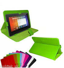 """Universal Leather Stand Case Cover 9.7"""" Inch 10.1"""" InchTab Android Tablet PC"""
