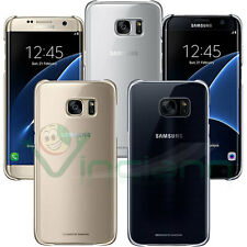Custodia CLEAR COVER originale Samsung per Galaxy S7 Edge G935F case trasparente