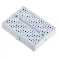 170 Tie-points Mini Solderless Prototype Breadboard for Arduino Shield White