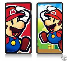 SUPER MARIO BROS SONY XPERIA C3 C4 Z5 M5 T2 Z5 MINI COVER CASE CARCASA FUNDA