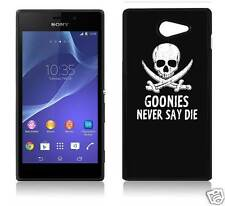 THE GOONIES XPERIA C3 C4 Z5 M5 T2 Z5 MINI COVER CASE CARCASA FUNDA
