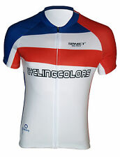MAILLOT CHAMPION FRANCE CYCLINGCOLORS vélo cycliste cycling jersey tour france