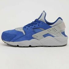Nike Air Huarache Run PRM LOW QS Varsity Royal Suede 704830-400