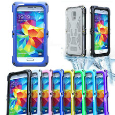 TAB Neve Anti Design PC Custodia Impermeabile Cover for Samsung Galaxy S3 S4 S5