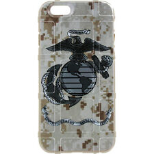 Magpul Field Case for iPhone SE,4,5,5s. Custom FDE Subdued USMC by Ego Tactical