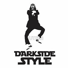Darkside Style Funny Darth Vader Gangnam Style T-Shirt All Colours S-XXL