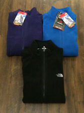 NEW THE NORTH FACE WOMENS 100 GLACIER FULL ZIP FLEECE JACKET SIZE L