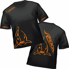 QUANTUM RADICAL T-Shirt new in super Design 100% Cotton Fishing clothing