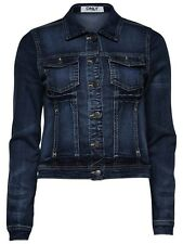 9236 Only Westa Denim Damen Jeans Jacke Jacket blau Neu