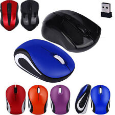 nuoviss. Carina Mini 2.4 GHz Wireless Ottico Mouse Topi per PC