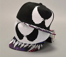 New Korean version monster hip-hop flat brimmed hat baseball cap