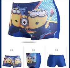 New Lovely Cartoon Patterns Boys Swimming Trunks High Quality Kids Swimwear