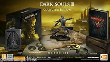 DARK SOULS 3 III COLLECTOR'S EDITION PC PAL NEW SEALED